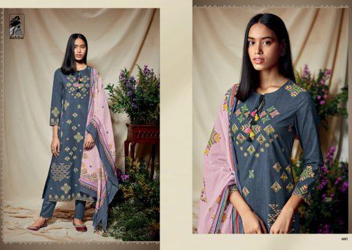 Sahiba Phulkari Salwar Suit Wholesale Catalog 10 Pcs 11 510x363 - Sahiba Phulkari Salwar Suit Wholesale Catalog 10 Pcs