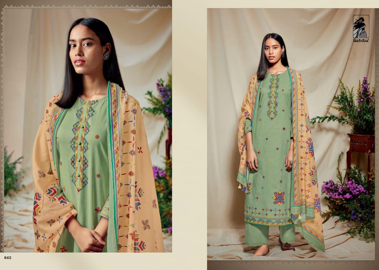 Sahiba Phulkari Salwar Suit Wholesale Catalog 10 Pcs 2 - Sahiba Phulkari Salwar Suit Wholesale Catalog 10 Pcs