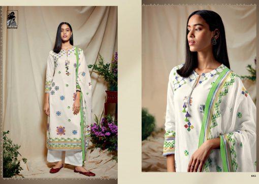Sahiba Phulkari Salwar Suit Wholesale Catalog 10 Pcs 8 510x363 - Sahiba Phulkari Salwar Suit Wholesale Catalog 10 Pcs