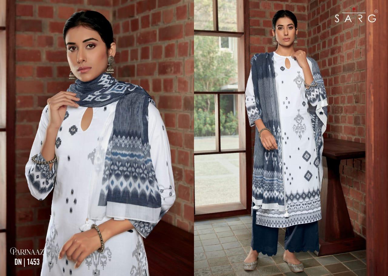 Sahiba Sarg Parinaaz Salwar Suit Wholesale Catalog 8 Pcs 2 - Sahiba Sarg Parinaaz Salwar Suit Wholesale Catalog 8 Pcs