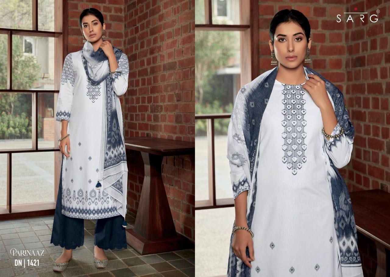 Sahiba Sarg Parinaaz Salwar Suit Wholesale Catalog 8 Pcs 3 - Sahiba Sarg Parinaaz Salwar Suit Wholesale Catalog 8 Pcs