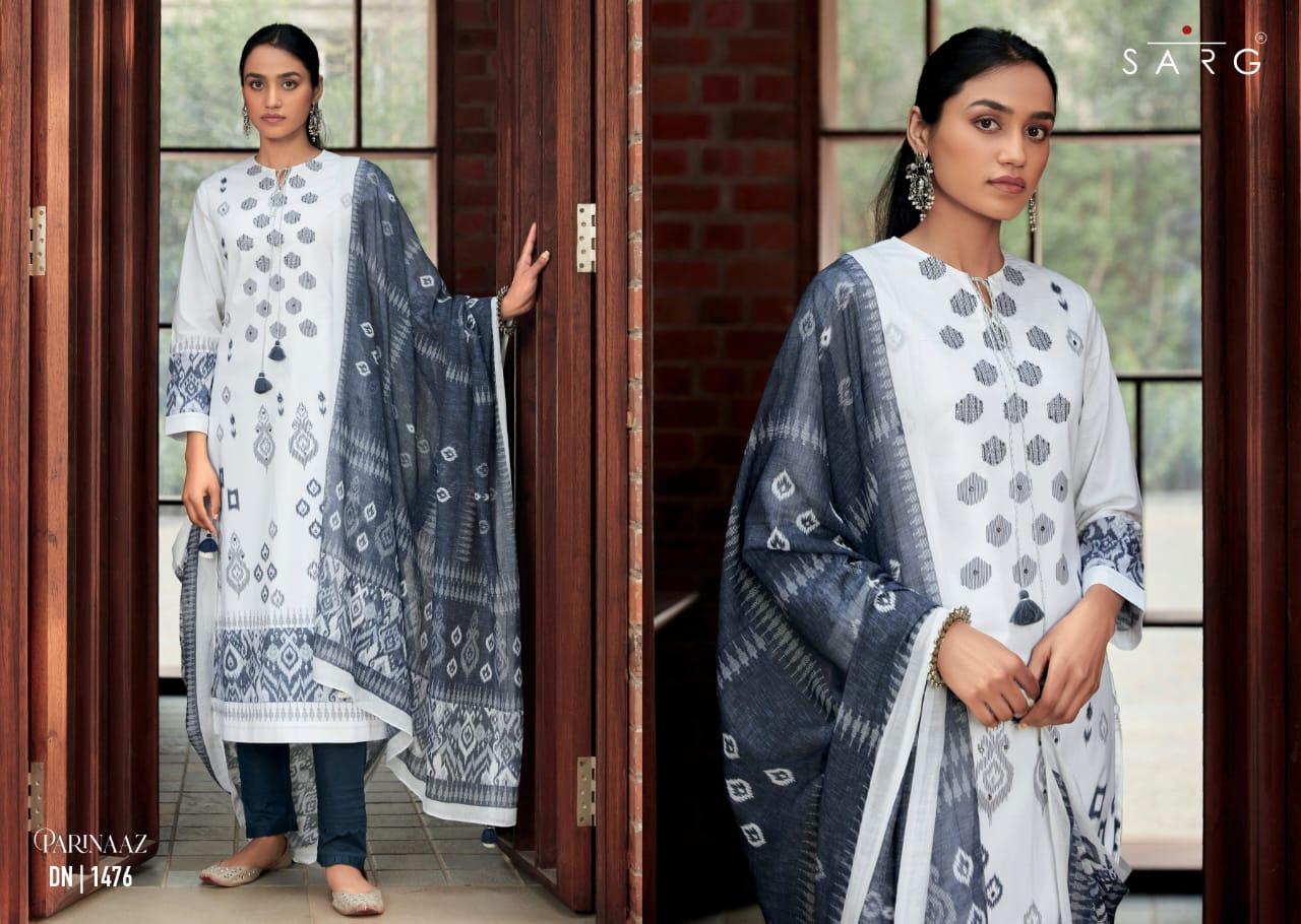 Sahiba Sarg Parinaaz Salwar Suit Wholesale Catalog 8 Pcs 5 - Sahiba Sarg Parinaaz Salwar Suit Wholesale Catalog 8 Pcs