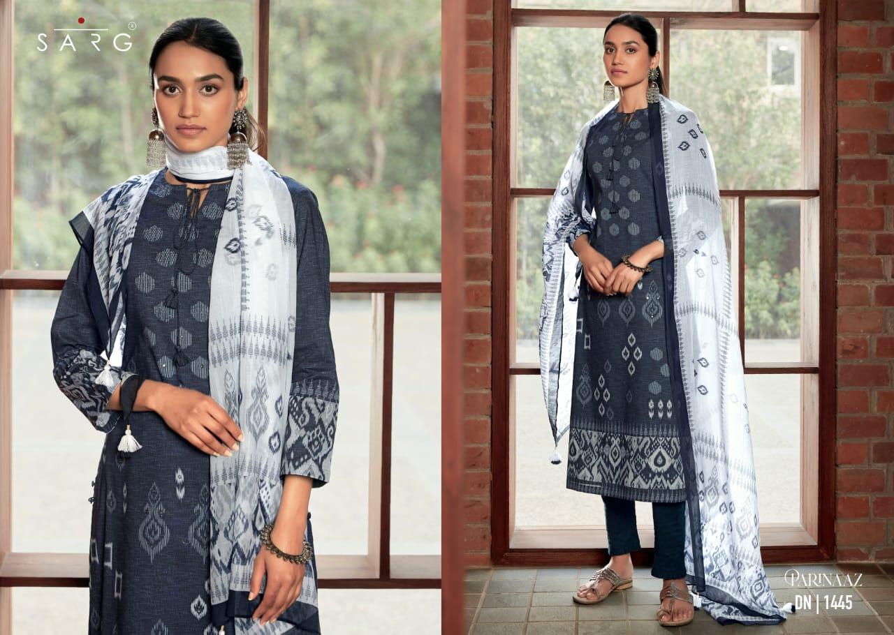 Sahiba Sarg Parinaaz Salwar Suit Wholesale Catalog 8 Pcs 7 - Sahiba Sarg Parinaaz Salwar Suit Wholesale Catalog 8 Pcs