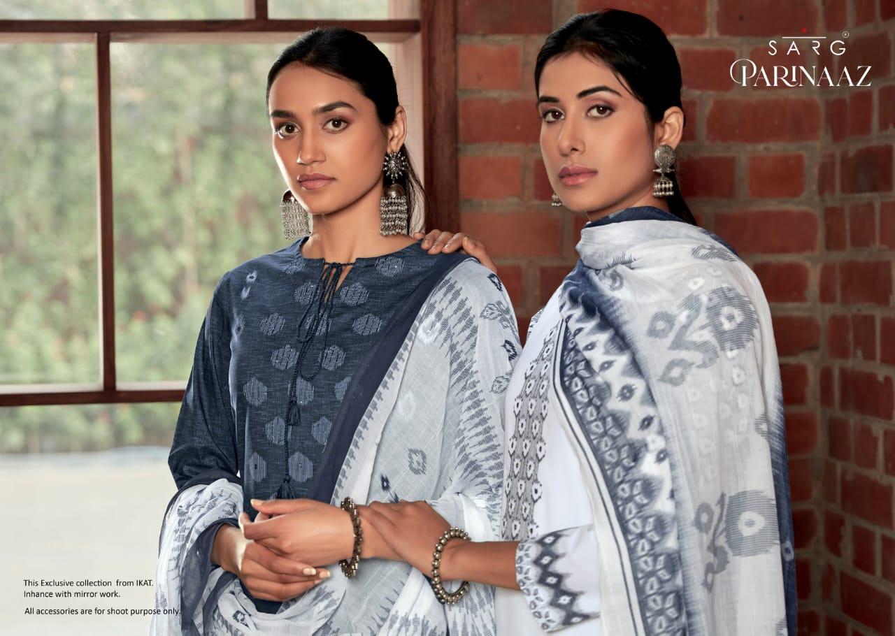 Sahiba Sarg Parinaaz Salwar Suit Wholesale Catalog 8 Pcs 8 - Sahiba Sarg Parinaaz Salwar Suit Wholesale Catalog 8 Pcs