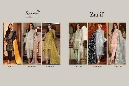 Sarene Zarif Salwar Suit Wholesale Catalog 6 Pcs 7 510x340 - Serene Zarif Salwar Suit Wholesale Catalog 6 Pcs