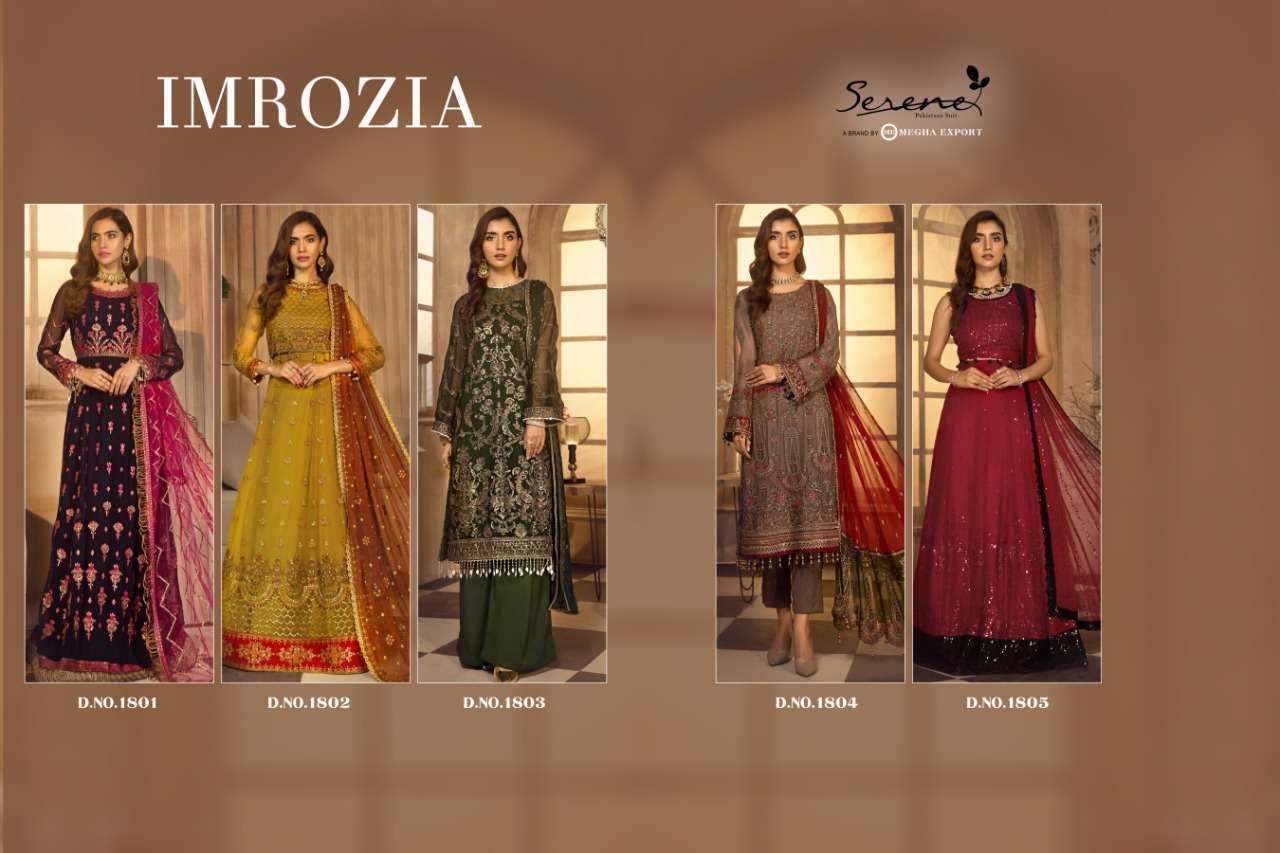 Serene Imrozia Salwar Suit Wholesale Catalog 5 Pcs 6 - Serene Imrozia Salwar Suit Wholesale Catalog 5 Pcs