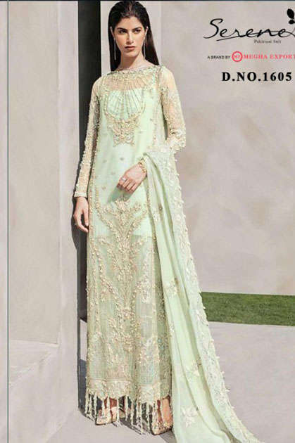 Serene Reign Salwar Suit Wholesale Catalog 5 Pcs
