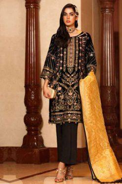 Serene Zarif Salwar Suit Wholesale Catalog 6 Pcs