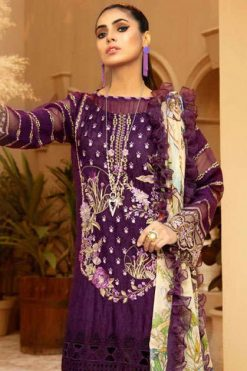 Shree Fabs Adan Libaas Schiffli Collection Vol 2 Salwar Suit Wholesale Catalog 6 Pcs
