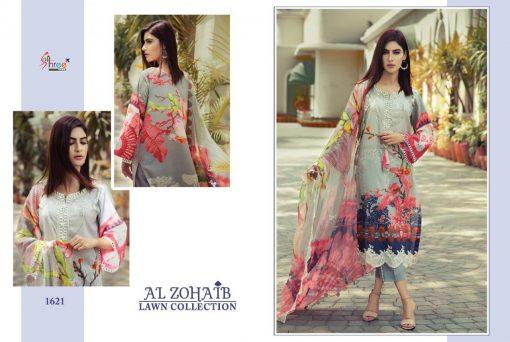 Shree Fabs Al Zohaib Lawn Collection Salwar Suit Wholesale Catalog 8 Pcs 6 510x342 - Shree Fabs Al Zohaib Lawn Collection Salwar Suit Wholesale Catalog 8 Pcs