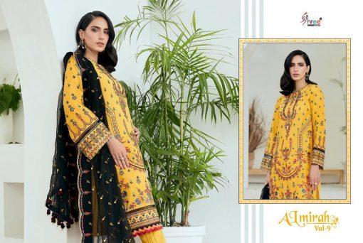 Shree Fabs Almirah Vol 9 Salwar Suit Wholesale Catalog 6 Pcs 10 510x342 - Shree Fabs Almirah Vol 9 Salwar Suit Wholesale Catalog 6 Pcs