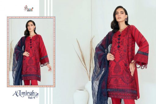 Shree Fabs Almirah Vol 9 Salwar Suit Wholesale Catalog 6 Pcs 13 510x342 - Shree Fabs Almirah Vol 9 Salwar Suit Wholesale Catalog 6 Pcs