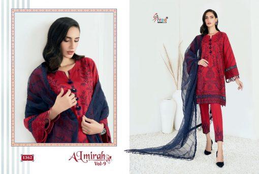 Shree Fabs Almirah Vol 9 Salwar Suit Wholesale Catalog 6 Pcs 2 510x342 - Shree Fabs Almirah Vol 9 Salwar Suit Wholesale Catalog 6 Pcs