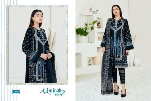 Shree Fabs Almirah Vol 9 Salwar Suit Wholesale Catalog 6 Pcs 4 510x342 - Shree Fabs Almirah Vol 9 Salwar Suit Wholesale Catalog 6 Pcs