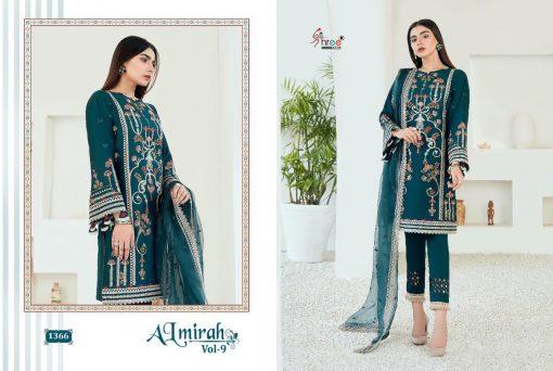 Shree Fabs Almirah Vol 9 Salwar Suit Wholesale Catalog 6 Pcs 6 510x342 - Shree Fabs Almirah Vol 9 Salwar Suit Wholesale Catalog 6 Pcs
