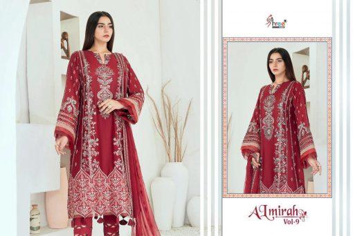 Shree Fabs Almirah Vol 9 Salwar Suit Wholesale Catalog 6 Pcs 8 510x342 - Shree Fabs Almirah Vol 9 Salwar Suit Wholesale Catalog 6 Pcs