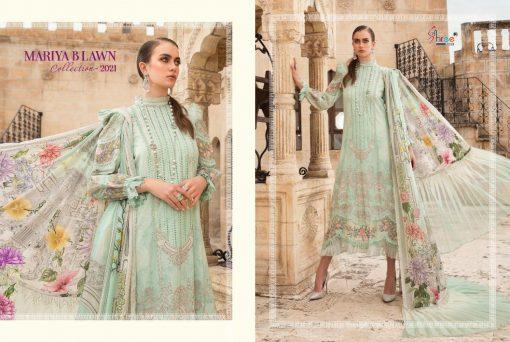 Shree Fabs Mariya B Lawn Collection 2021 Salwar Suit Wholesale Catalog 8 Pcs 10 510x342 - Shree Fabs Mariya B Lawn Collection 2021 Salwar Suit Wholesale Catalog 8 Pcs