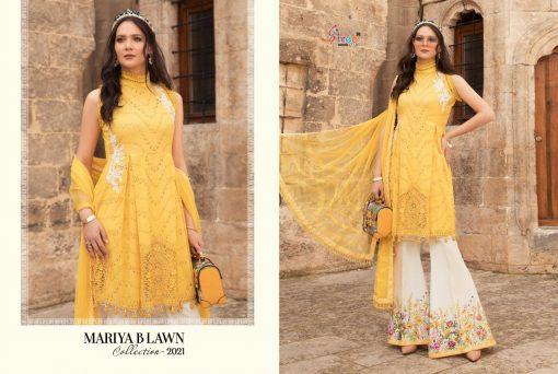 Shree Fabs Mariya B Lawn Collection 2021 Salwar Suit Wholesale Catalog 8 Pcs 5 510x342 - Shree Fabs Mariya B Lawn Collection 2021 Salwar Suit Wholesale Catalog 8 Pcs