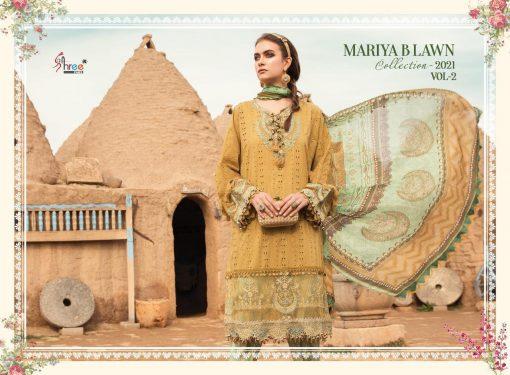 Shree Fabs Mariya B Lawn Collection 2021 Vol 2 Salwar Suit Wholesale Catalog 8 Pcs 11 510x375 - Shree Fabs Mariya B Lawn Collection 2021 Vol 2 Salwar Suit Wholesale Catalog 8 Pcs