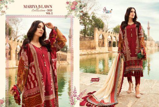 Shree Fabs Mariya B Lawn Collection 2021 Vol 2 Salwar Suit Wholesale Catalog 8 Pcs 15 510x342 - Shree Fabs Mariya B Lawn Collection 2021 Vol 2 Salwar Suit Wholesale Catalog 8 Pcs