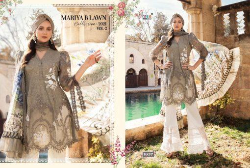 Shree Fabs Mariya B Lawn Collection 2021 Vol 2 Salwar Suit Wholesale Catalog 8 Pcs 16 510x342 - Shree Fabs Mariya B Lawn Collection 2021 Vol 2 Salwar Suit Wholesale Catalog 8 Pcs