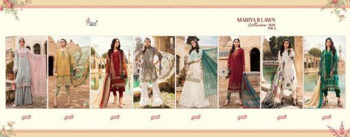 Shree Fabs Mariya B Lawn Collection 2021 Vol 2 Salwar Suit Wholesale Catalog 8 Pcs 19 510x200 - Shree Fabs Mariya B Lawn Collection 2021 Vol 2 Salwar Suit Wholesale Catalog 8 Pcs
