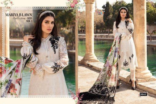 Shree Fabs Mariya B Lawn Collection 2021 Vol 2 Salwar Suit Wholesale Catalog 8 Pcs 8 510x342 - Shree Fabs Mariya B Lawn Collection 2021 Vol 2 Salwar Suit Wholesale Catalog 8 Pcs