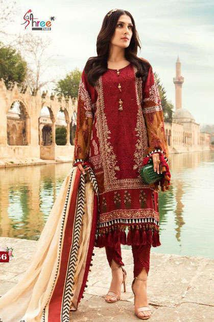 Shree Fabs Mariya B Lawn Collection 2021 Vol 2 Salwar Suit Wholesale Catalog 8 Pcs - Shree Fabs Mariya B Lawn Collection 2021 Vol 2 Salwar Suit Wholesale Catalog 8 Pcs