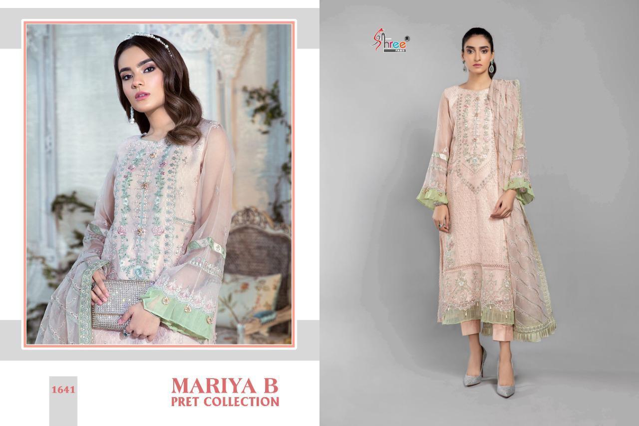 Shree Fabs Mariya B Pret Collection Salwar Suit Wholesale Catalog 4 Pcs 2 - Shree Fabs Mariya B Pret Collection Salwar Suit Wholesale Catalog 4 Pcs