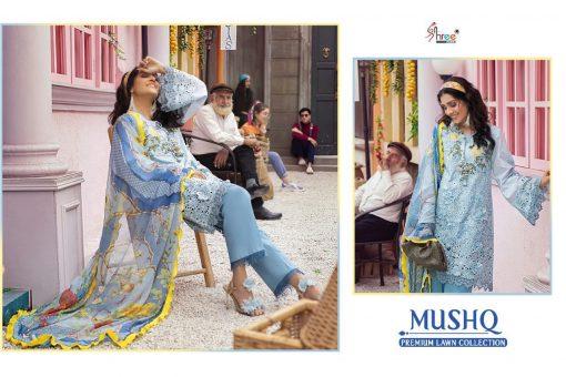 Shree Fabs Mushq Premium Lawn Collection Salwar Suit Wholesale Catalog 5 Pcs 4 510x340 - Shree Fabs Mushq Premium Lawn Collection Salwar Suit Wholesale Catalog 5 Pcs