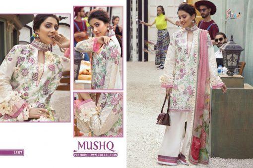 Shree Fabs Mushq Premium Lawn Collection Salwar Suit Wholesale Catalog 5 Pcs 6 510x340 - Shree Fabs Mushq Premium Lawn Collection Salwar Suit Wholesale Catalog 5 Pcs