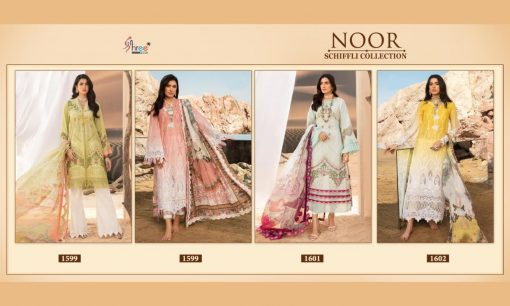 Shree Fabs Noor Schiffli Collection Salwar Suit Wholesale Catalog 4 Pcs 10 510x306 - Shree Fabs Noor Schiffli Collection Salwar Suit Wholesale Catalog 4 Pcs