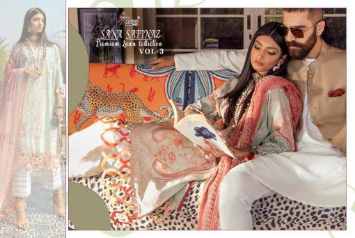 Shree Fabs Sana Safinaz Premium Lawn Collection Vol 3 Salwar Suit Wholesale Catalog 8 Pcs 11 510x342 - Shree Fabs Sana Safinaz Premium Lawn Collection Vol 3 Salwar Suit Wholesale Catalog 8 Pcs