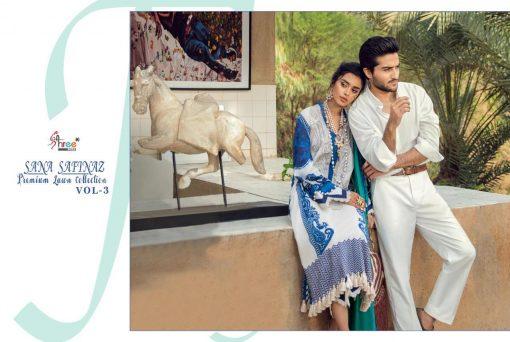 Shree Fabs Sana Safinaz Premium Lawn Collection Vol 3 Salwar Suit Wholesale Catalog 8 Pcs 17 510x342 - Shree Fabs Sana Safinaz Premium Lawn Collection Vol 3 Salwar Suit Wholesale Catalog 8 Pcs