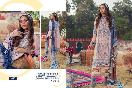 Shree Fabs Sana Safinaz Premium Lawn Collection Vol 3 Salwar Suit Wholesale Catalog 8 Pcs 5 510x342 - Shree Fabs Sana Safinaz Premium Lawn Collection Vol 3 Salwar Suit Wholesale Catalog 8 Pcs