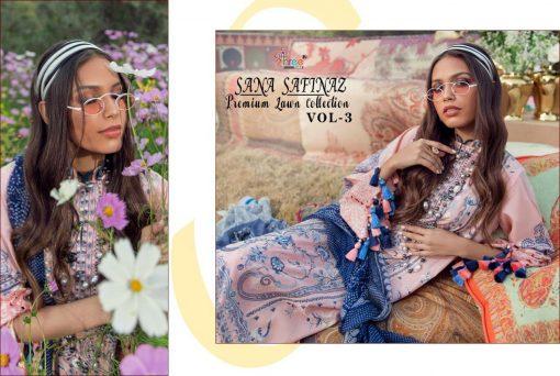 Shree Fabs Sana Safinaz Premium Lawn Collection Vol 3 Salwar Suit Wholesale Catalog 8 Pcs 8 510x342 - Shree Fabs Sana Safinaz Premium Lawn Collection Vol 3 Salwar Suit Wholesale Catalog 8 Pcs
