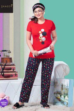 Skager Manila Vol 25 Night Wear Wholesale Catalog 4 Pcs