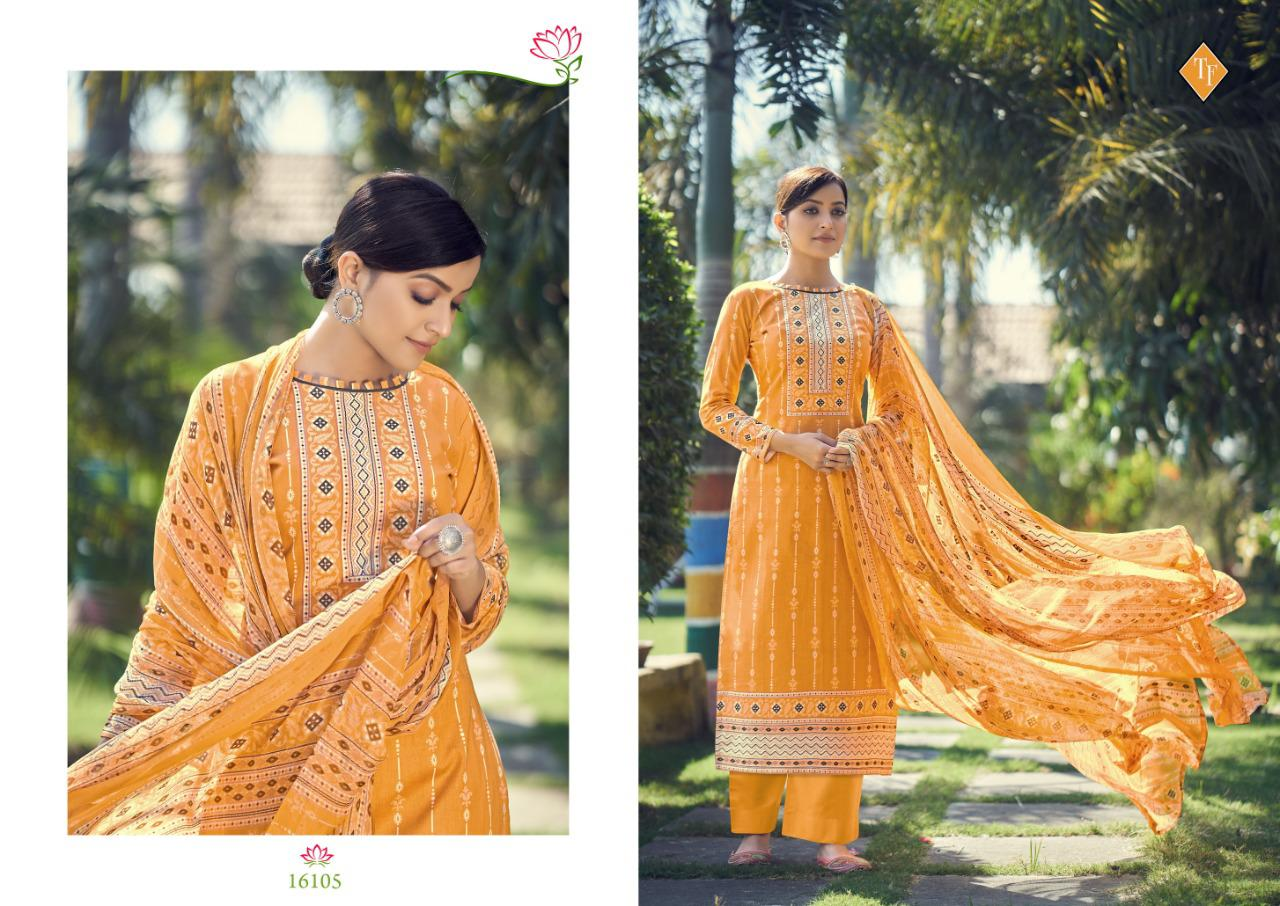 Tanishk Aarna Salwar Suit Wholesale Catalog 8 Pcs 1 - Tanishk Aarna Salwar Suit Wholesale Catalog 8 Pcs
