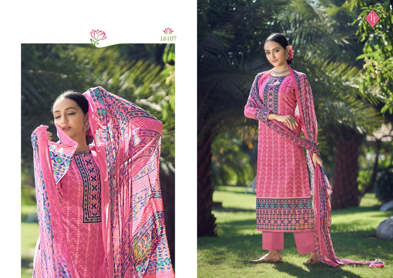 Tanishk Aarna Salwar Suit Wholesale Catalog 8 Pcs 10 - Tanishk Aarna Salwar Suit Wholesale Catalog 8 Pcs