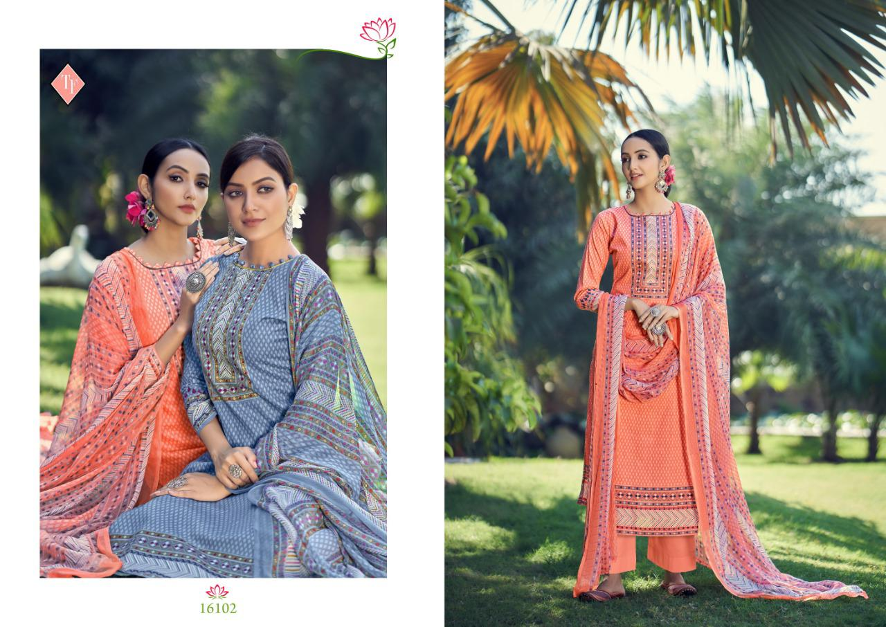 Tanishk Aarna Salwar Suit Wholesale Catalog 8 Pcs 3 - Tanishk Aarna Salwar Suit Wholesale Catalog 8 Pcs