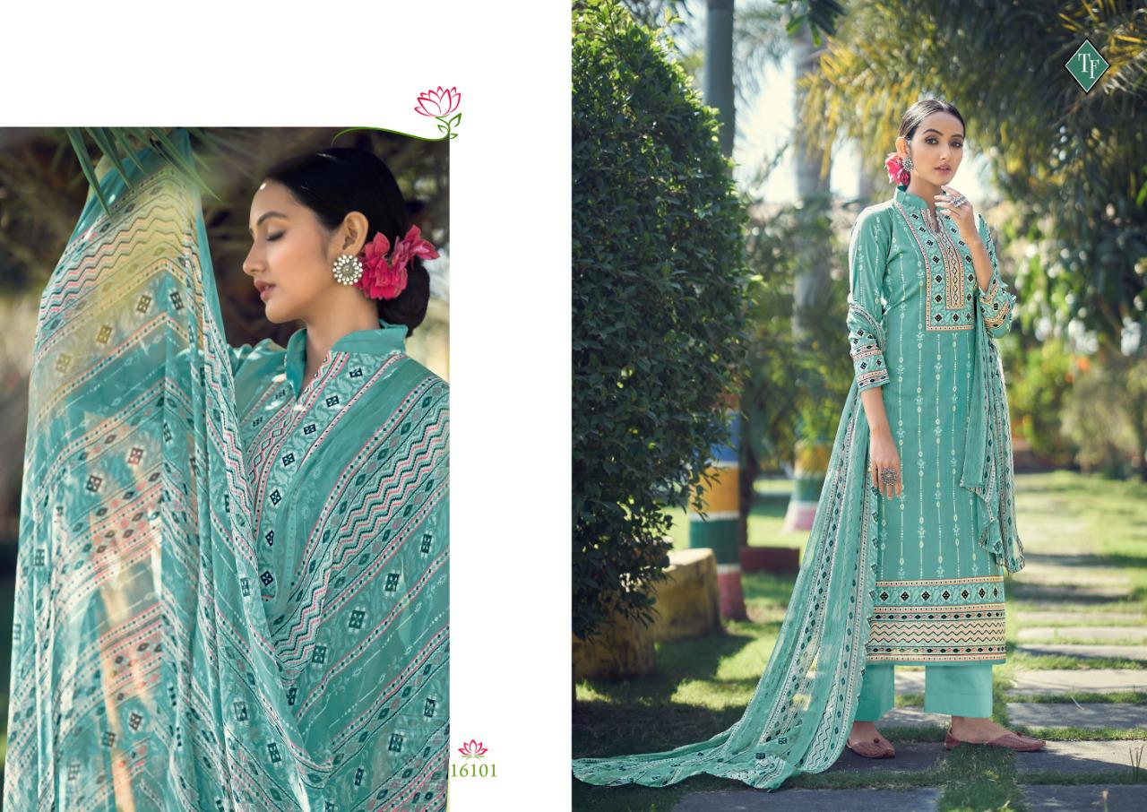 Tanishk Aarna Salwar Suit Wholesale Catalog 8 Pcs 7 - Tanishk Aarna Salwar Suit Wholesale Catalog 8 Pcs
