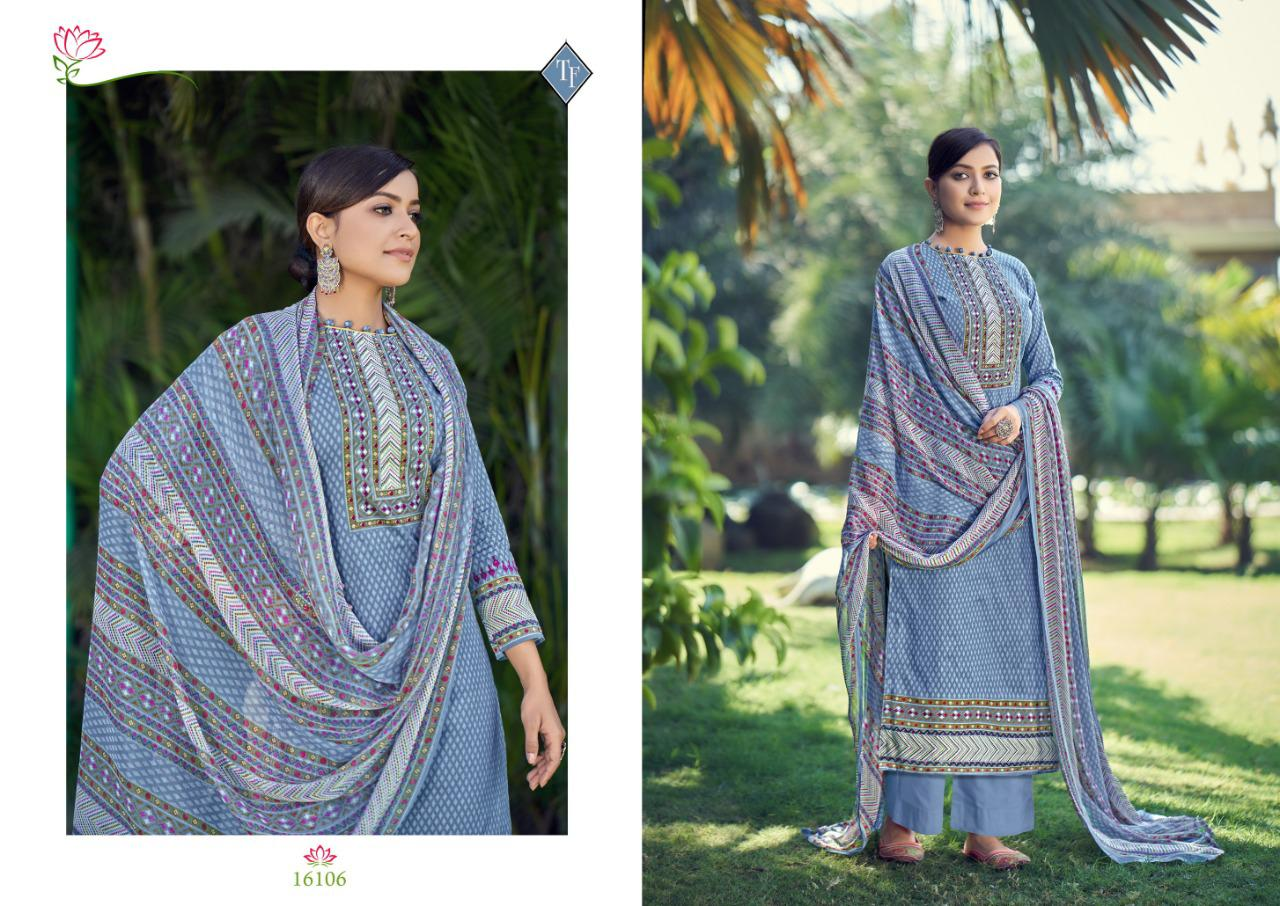 Tanishk Aarna Salwar Suit Wholesale Catalog 8 Pcs 8 - Tanishk Aarna Salwar Suit Wholesale Catalog 8 Pcs