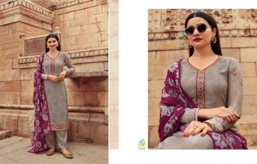 Vinay Silkina Royal Crepe Vol 30 Salwar Suit Wholesale Catalog 9 Pcs 2 510x327 - Vinay Silkina Royal Crepe Vol 30 Salwar Suit Wholesale Catalog 9 Pcs