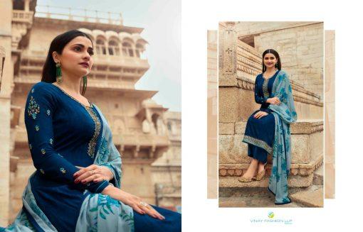 Vinay Silkina Royal Crepe Vol 30 Salwar Suit Wholesale Catalog 9 Pcs 4 510x327 - Vinay Silkina Royal Crepe Vol 30 Salwar Suit Wholesale Catalog 9 Pcs