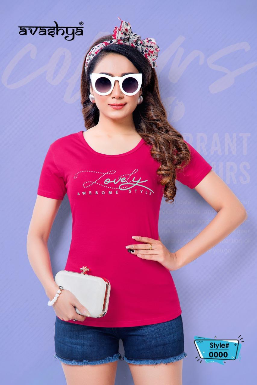 Avashya Retro Solids T Shirt Wholesale Catalog 10 Pcs 3 - Avashya Retro Solids T-Shirt Wholesale Catalog 10 Pcs