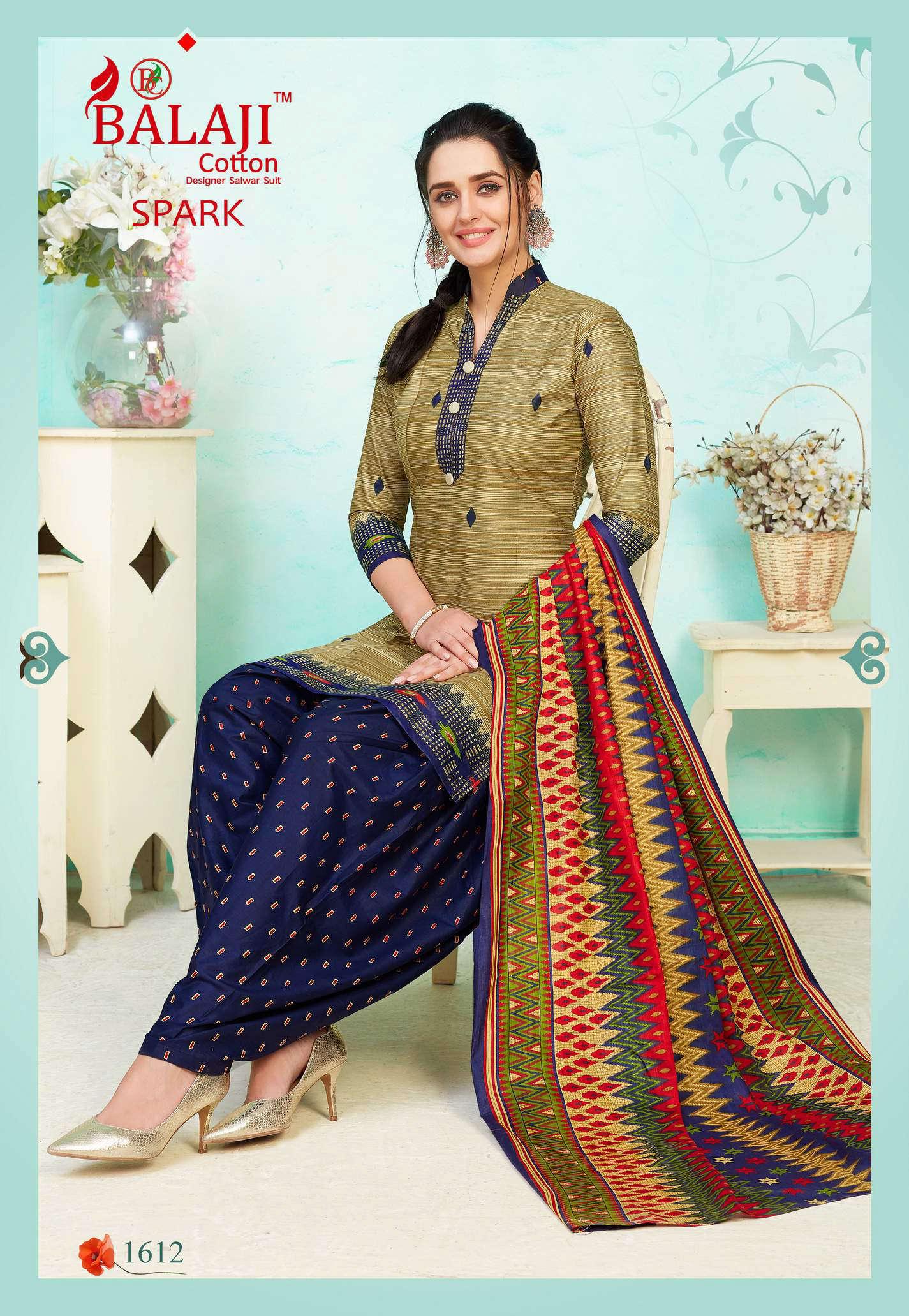Balaji Cotton Spark Vol 16 Salwar Suit Wholesale Catalog 16 Pcs 12 - Balaji Cotton Spark Vol 16 Salwar Suit Wholesale Catalog 16 Pcs