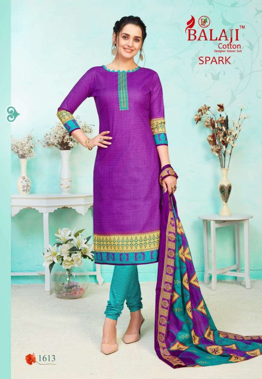Balaji Cotton Spark Vol 16 Salwar Suit Wholesale Catalog 16 Pcs 13 510x738 - Balaji Cotton Spark Vol 16 Salwar Suit Wholesale Catalog 16 Pcs