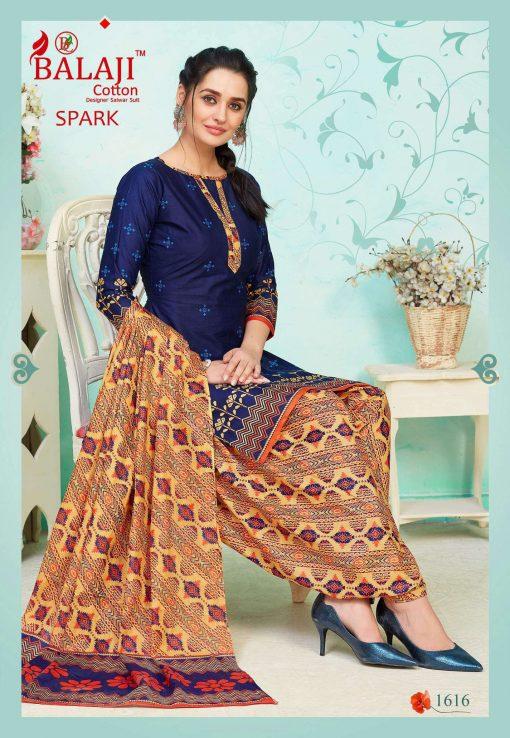Balaji Cotton Spark Vol 16 Salwar Suit Wholesale Catalog 16 Pcs 16 510x738 - Balaji Cotton Spark Vol 16 Salwar Suit Wholesale Catalog 16 Pcs