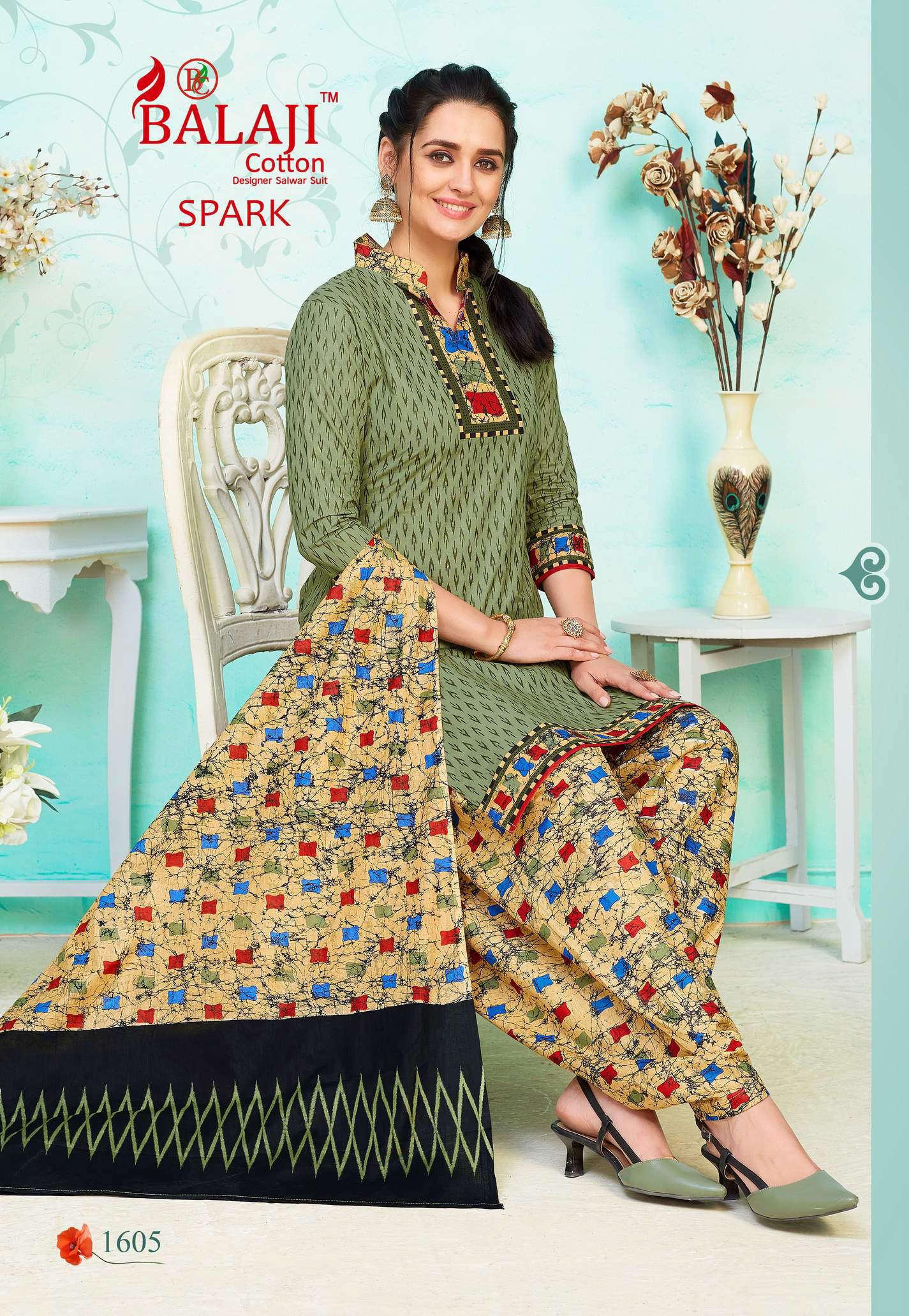 Balaji Cotton Spark Vol 16 Salwar Suit Wholesale Catalog 16 Pcs 5 - Balaji Cotton Spark Vol 16 Salwar Suit Wholesale Catalog 16 Pcs