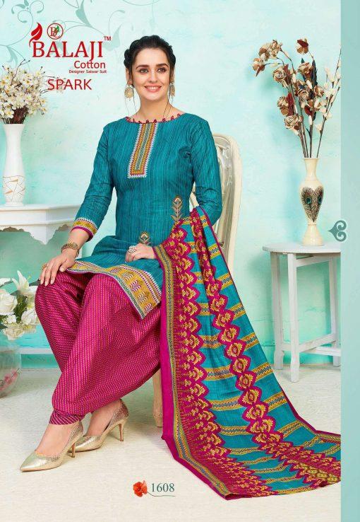 Balaji Cotton Spark Vol 16 Salwar Suit Wholesale Catalog 16 Pcs 8 510x738 - Balaji Cotton Spark Vol 16 Salwar Suit Wholesale Catalog 16 Pcs